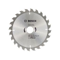 BOSCH Sägeblatt Kreissägeblatt Bosch Eco for Wood 190x20x2,2/1,4