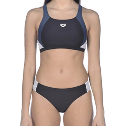 Arena Ren Two Piece - Bikini - Damen Black/Grey I46 D40