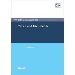 Türen und Türzubehör: Taschenbuch von