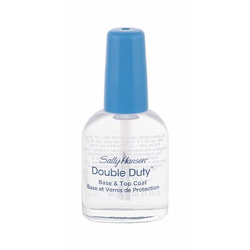 Sally Hansen Double Duty Strengthening Base & Top Coat stärkender nagellack 13,3 ml für Frauen