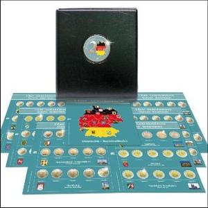 Premium-Münzalbum 2 Euro Deutsche Bundesländer