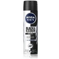 NIVEA Men Invisible Black & White Spray 150 ml