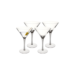 Villeroy & Boch Martiniglas Maxima Cocktailglas Martiniglas 4er Set, Glas