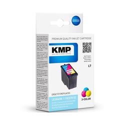 KMP Druckerpatrone L7 kompatibel zu Lexmark 1HC