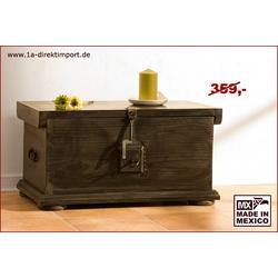 Couchtisch / Truhe - 76cm, Kolonialstil