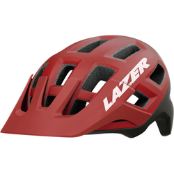 Helm Coyote Matte Red (L) 58-61 cm