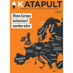 KATAPULT Magazin Ausgabe 20: Buch von