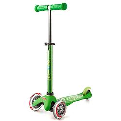 Twist-Scooter mini micro Deluxe, grün