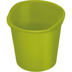 Papierkorb 13 Liter grün