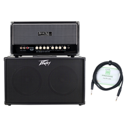 Peavey 212 Extension Gitarrenbox Set inkl. Topteil