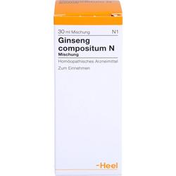 GINSENG COMPOSITUM N Tropfen 30 ml
