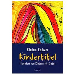 Kleine Calwer Kinderbibel. Christian Butt  - Buch