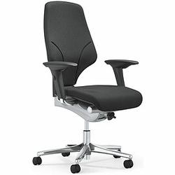 giroflex 64-4578 Drehstuhl mit breitem Sitz