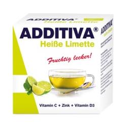 ADDITIVA heiße Limette Pulver