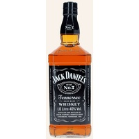 Jack Daniel's Old No.7 Tennessee 40% vol 1 l