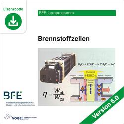 Brennstoffzellen Version 5.0. Lizenzcode