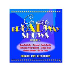 VARIOUS - Ocr-Great Broadway Shows V.2 (CD)