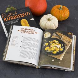"""Kochbuch """"Endlich Kürbiszeit"""""""