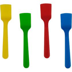 1.000 PAPSTAR Plastik-Eislöffel   Kunststoff
