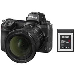 Nikon Z6 + Nikkor Z 14-30 mm f/4 S + 120 GB XQD Speicherkarte