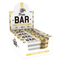 Ä Nano Supps Protein Bar High Protein 12 x 58g