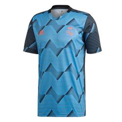 Adidas Herren Real 3 JSY Trikot - real blue/black
