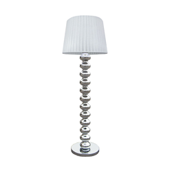 Lampa podłogowa Smith biała