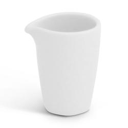 Walküre Porzellan Milchkännchen Milchkännchen, 0,06l Alta Weiß Walküre Porzellan, 0,06 l