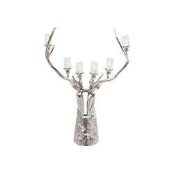KARE Kerzenständer Kerzenleuchter Reindeer