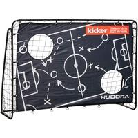 Hudora Fußballtor Trainer Kicker Edition, Matchplan