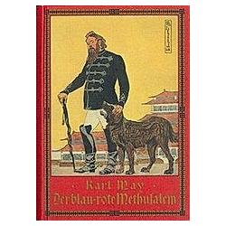 Der blau-rote Methusalem. Karl May  - Buch