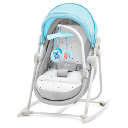 Kinderkraft 5-in-1 Babywiege Unimo Light Blue