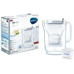 Brita STYLE 1021887 Wasserfilter, Filterkartusche 2.4l Grau