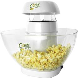 Cornfit PM 1160 Popcorn-Maker Weiß, Glas
