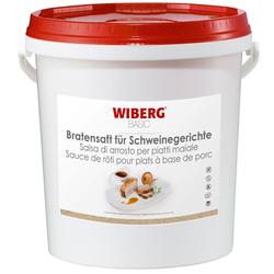 Bratensaft für Schweinegerichte BASIC 3kg - WIBERG
