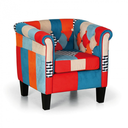 Sessel patchwork kl