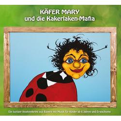 Käfer Mary Und Die Kakerlaken Mafia