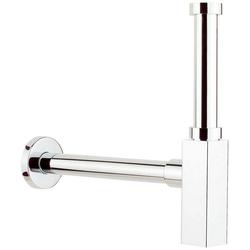 Kirchhoff Siphon Design-Siphon, Wandrohr 30 cm