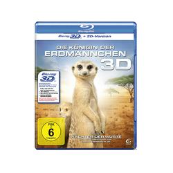 Die Königin der Erdmännchen (3D) 3D Blu-ray
