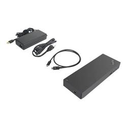 Lenovo ThinkPad Thunderbolt 3 Dock Gen2 - Port Replicator - Thunderbolt 3 - 2 x HDMI, 2 x DP, Thunderbolt - GigE - 135 Watt