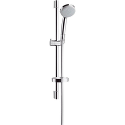 hansgrohe Stangenbrause-Set Brausestangenset Croma 100 Vario / Unica'C hansgrohe, Höhe 66.8 cm