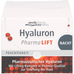 HYALURON PHARMALIFT Nacht Creme 50 ml