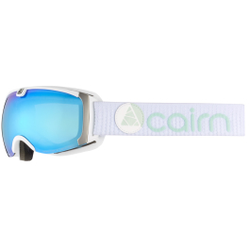 Cairn - Pearl Spx3000[Ium] Mat White Ice Blue - Skibrillen
