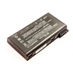 Akku für MSI A5000, A6000, A7200, CR600, CX600, EX460, wie 957-173XXP-101, 52...