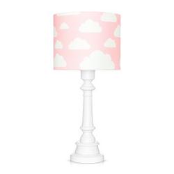 Tischlampe Wolken Pink