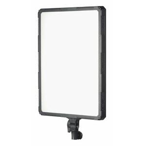 Kaiser LED-Flächenleuchte PL100D, 504 SMD-LEDs, 5600 K, CRI 95, TLCI 93, Leuchtfläche 36 x 51 cm, dimmbar, Netzbetrieb