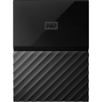 Western Digital My Passport for Mac 3TB USB 3.0 schwarz (WDBP6A0030BBK-WESN)