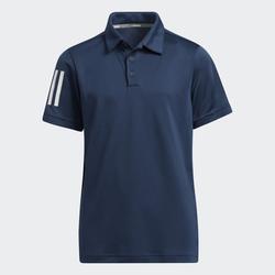 3-Streifen Poloshirt
