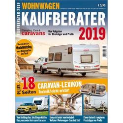CCC Kaufberater Camping Cars & Caravans 2020 als Buch von