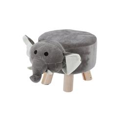 HTI-Living Sitzhocker Hocker Elefant, Hocker